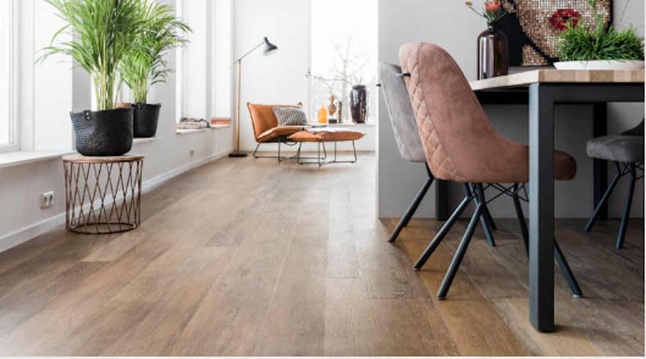 PVC vloer Den Bosch